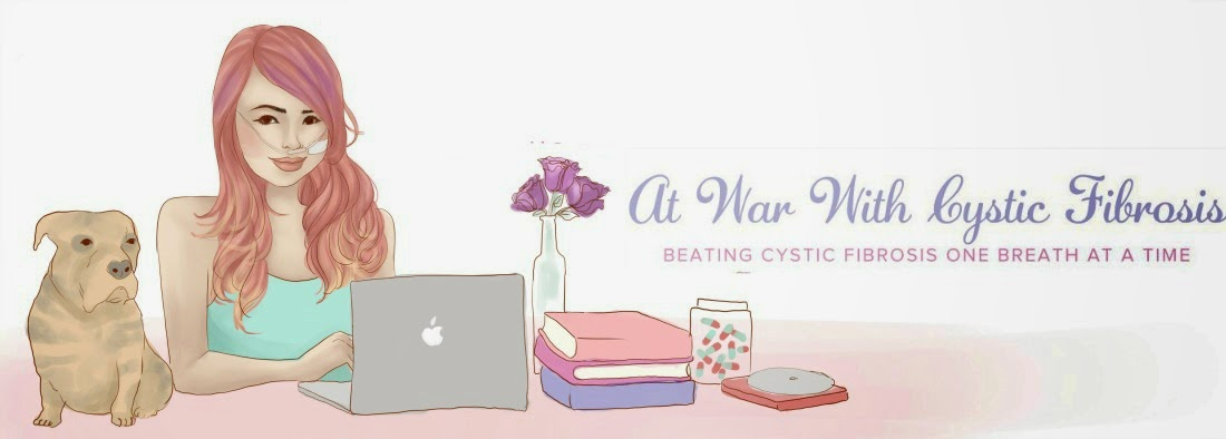 At War with Cystic Fibrosis