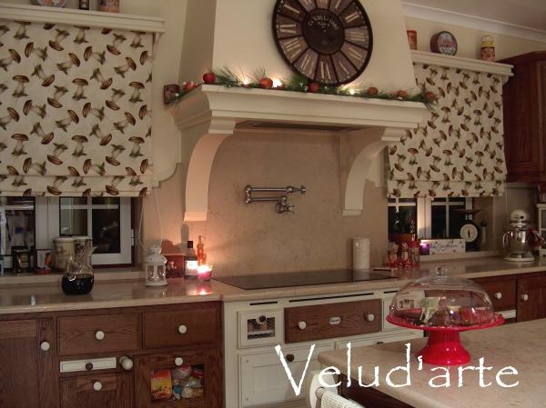 decoracao cozinha natal : decoracao cozinha natal:Decoração Natal na chaminé da cozinha – DIY :: Christmas decoration
