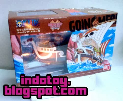 Jual Action Figure GrandShip Collection : Going Merry