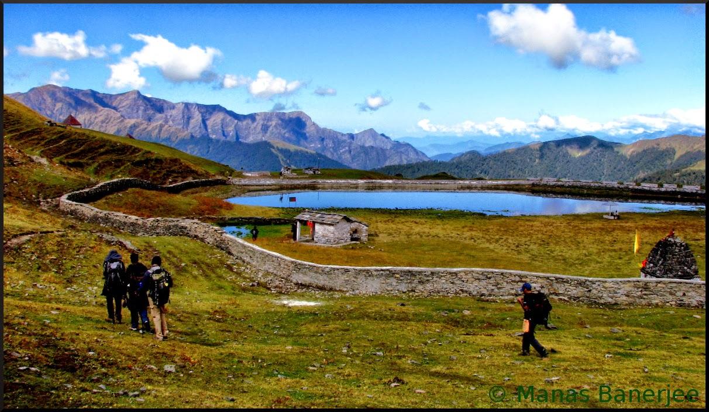 Bedini Kund - the unsung mini Himalayan Lake