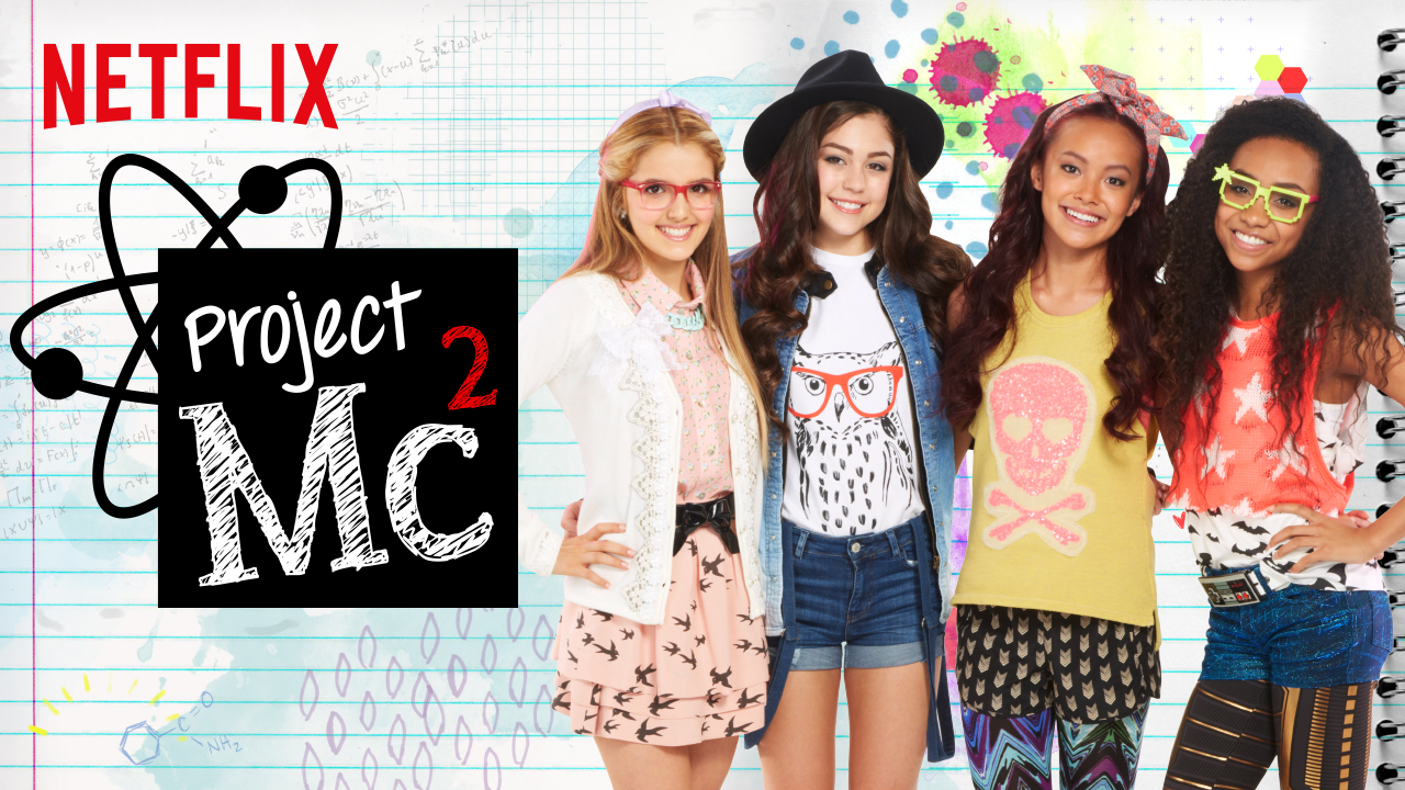 Chiil Mama: Atflix Girls Rule And Smart Is Cool On Project Mc2 #streamteam  How How To Eat Fried Worms