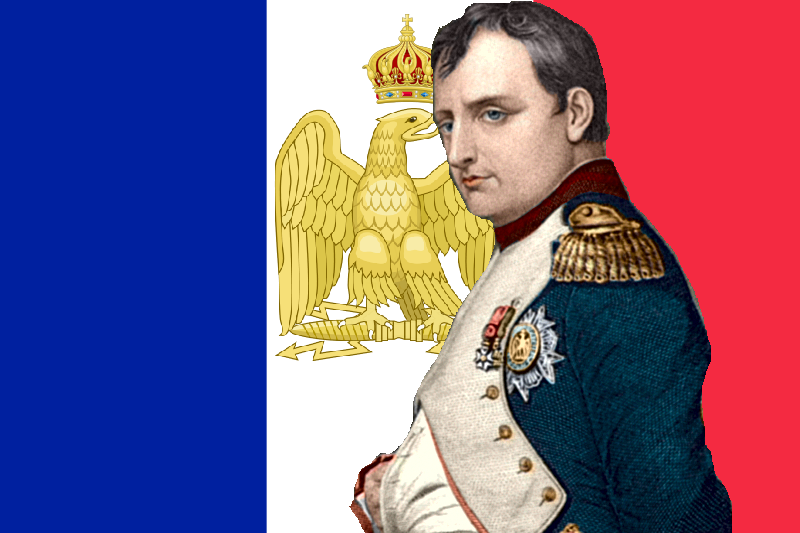 an introduction to the life of napoleon bonaparte the emperor of france Napoleon bonaparte's attitude towards the french revolution is one that has   life: introduction napoleon bonaparte was a patriotic and passionate man  he  was the first consul of france, then the emperor of france, and finally an outlaw.