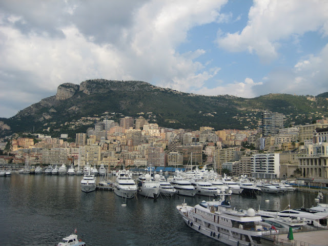  Our Honeymoon: Monaco