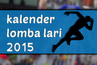 jadwal lomba lari 2015