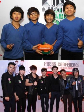 Coboy Junior di HUT RI ke-67 sebarkan pesan positif untuk anak-anak indonesia