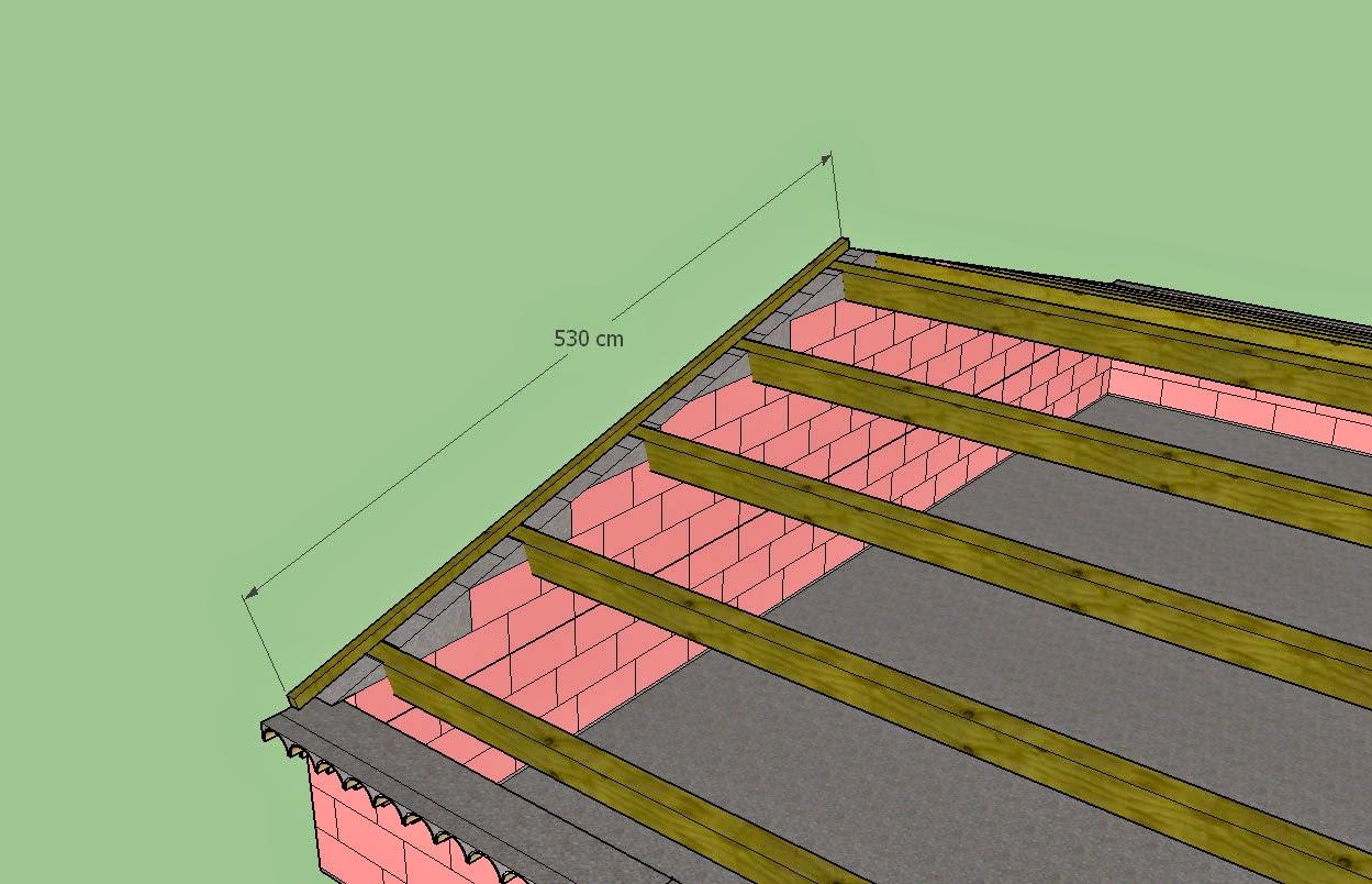 Projet de construction d 39 une toiture traditionnelle r gion for Construction d une toiture en tuiles