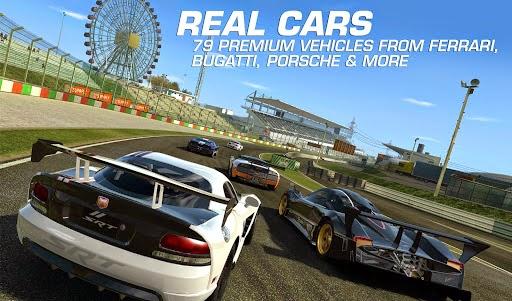 Real Racing 3 v3.2.1 APK [INFINITE MONEY] [UNLOCKED ALL AUTOS]