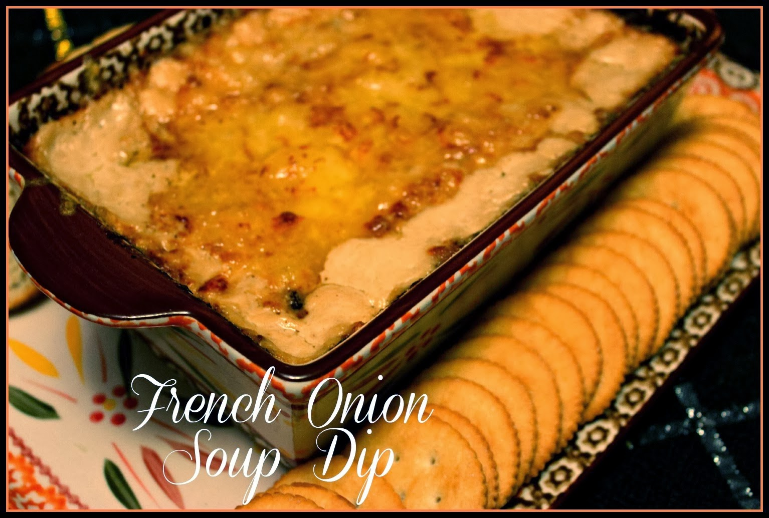 French Onion Soup Dip!