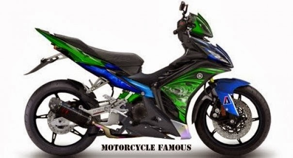 Modifikasi Jupiter Mx Ala Moto Gp