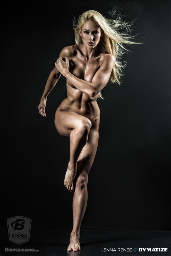 Women bodybuilding motivation