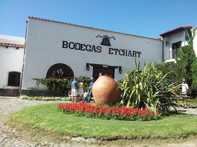 Bodegas Etchart, Cafayate, Salta