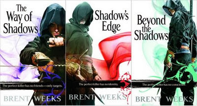 http://www.sfsignal.com/archives/2013/12/the-completist-the-night-angel-trilogy-by-brent-weeks/