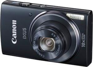 استعراض لمميزات وعيوب كاميرا كانون Canon IXUS 155
