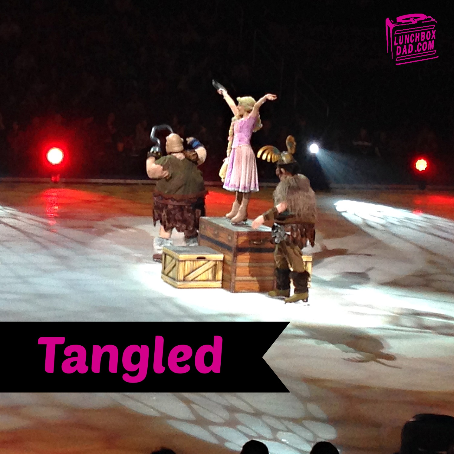 Disney On Ice Tangled Review