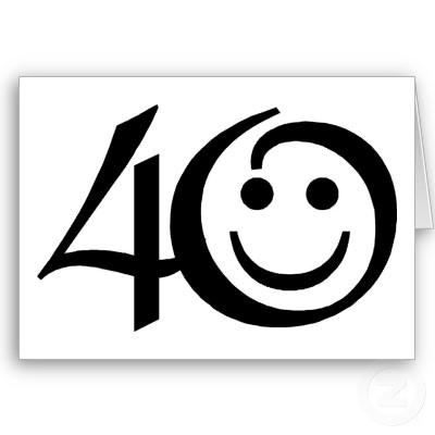 Tag 40 favourites!