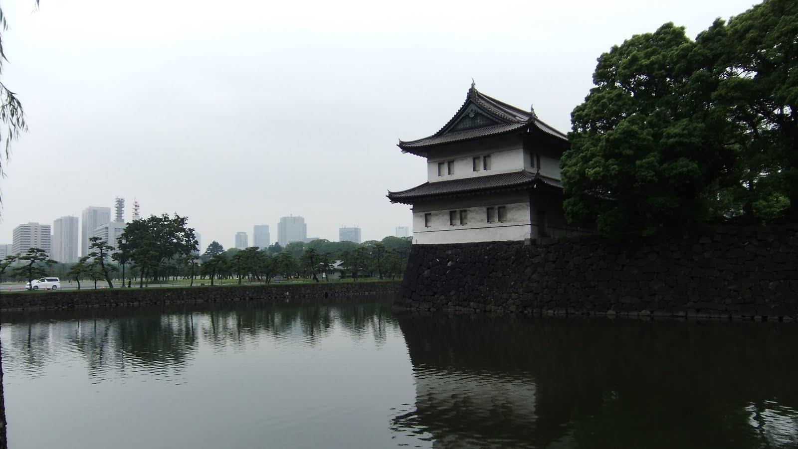 Anne laure au japon 14 me jour tokyo et le jardin imp rial for Jardin imperial