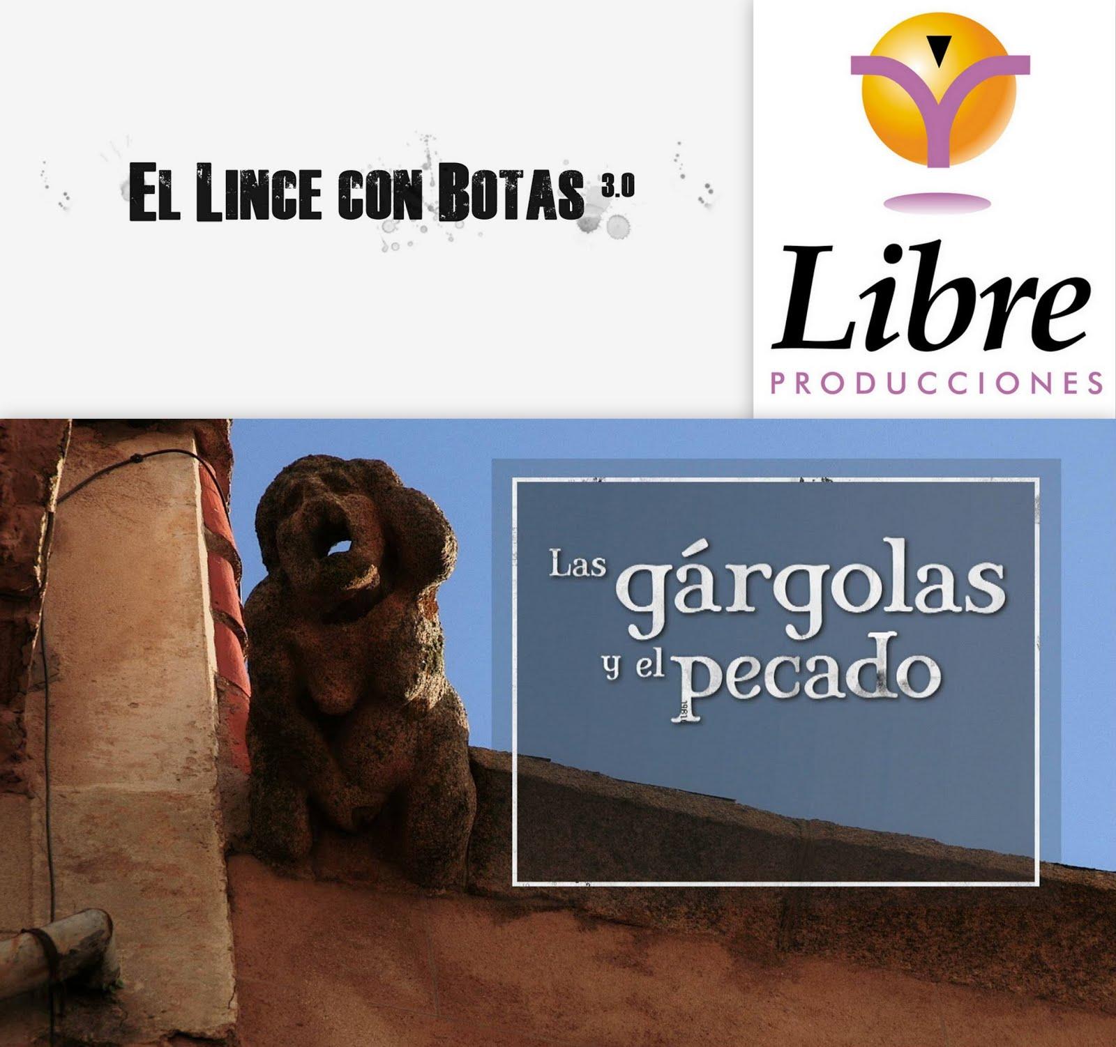 El lince con botas 3.0: Las gárgolas y el pecado (Montehermoso y Cáceres)