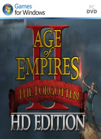 Age of Empires II HD The Forgotten PC Cover Age of Empires II HD: The Forgotten RELOADED