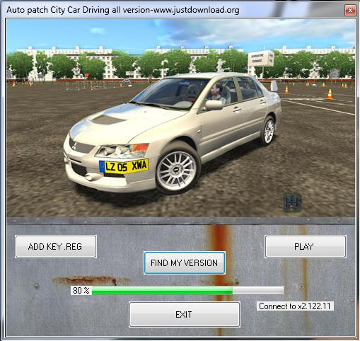 city car driving 1.5 crack