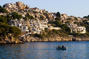Cala Fornells > Peguera > Calvià > Mallorca