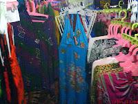 Photo Baju Pantai di Pangandaran