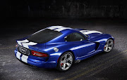 Sportcar 2013 SRT Viper GTS Launch Edition Car Concept Futuristic