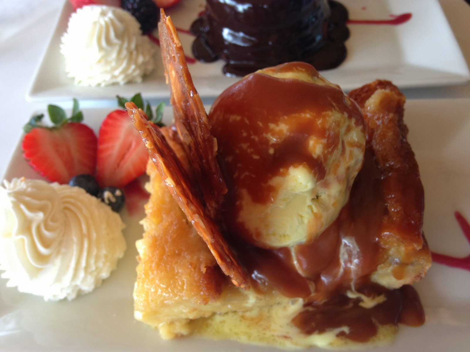 The pastry chef 39 s baking restaurant review blue moon for Blue moon fish company menu