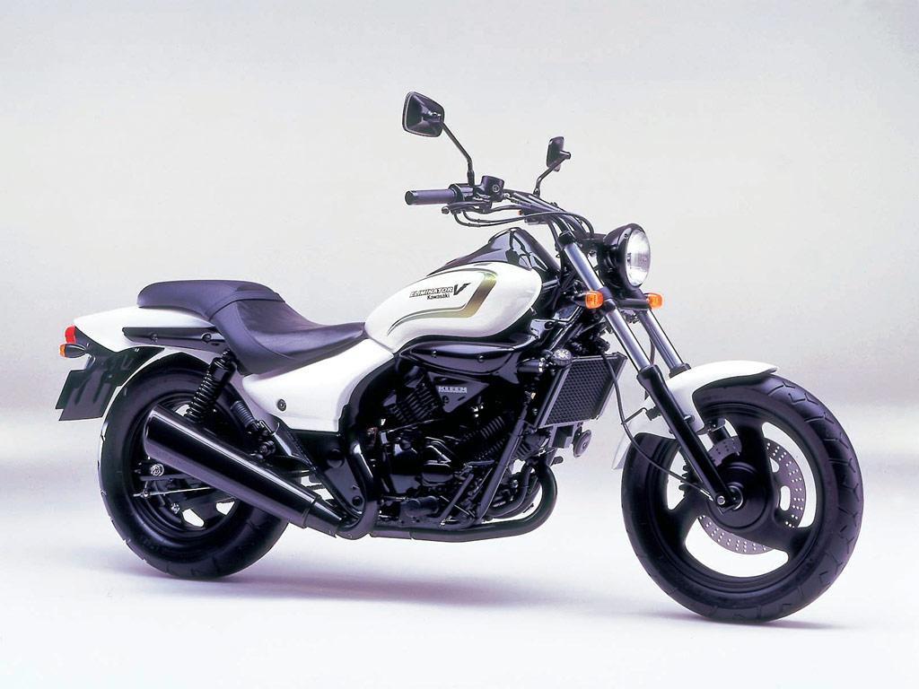 Kawasaki Eliminator  Color