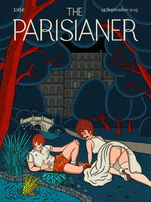 nuncalosabre.The Parisianer