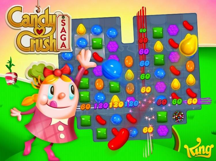 Candy Crush Saga Bikin Kecanduan