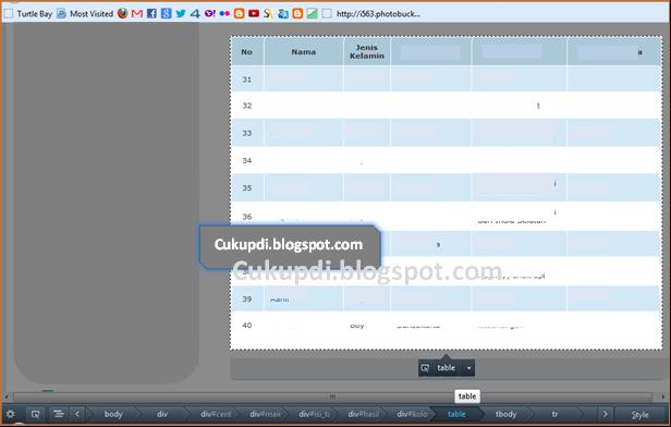 Cara Membuat Copy Paste Artikel dan Tabel