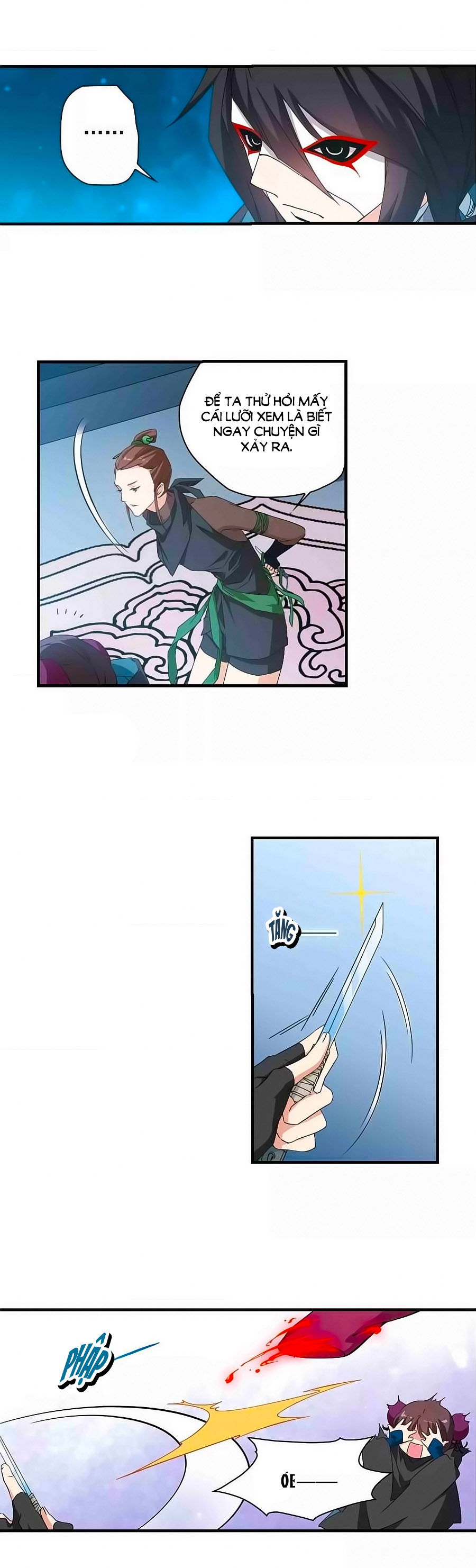 Hoa Thiên Cốt chap 155 - Trang 9