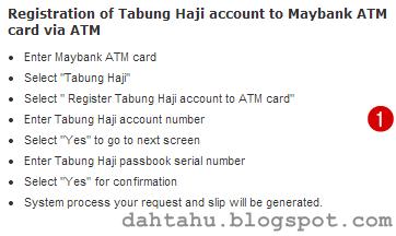 Maybank2u Maybank Transfer ke Tabung Haji 2-1
