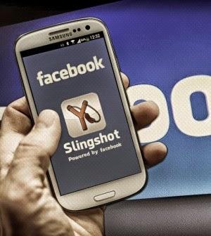 Facebook lanza Slingshot