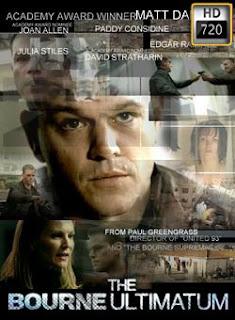 El ultimátum de Bourne (The Bourne Ultimatum) (2007)