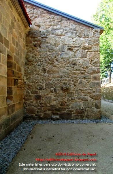 Restauración de la Capilla de Los Remedios en Ourense