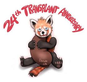 24 años de trasplante