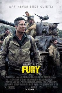 Fury (2014) - Movie Review