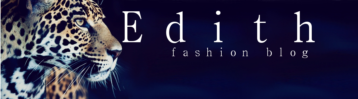 edith fashion blog