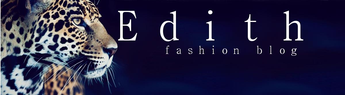edith fashion blog
