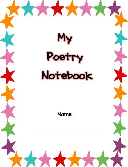 Poetry Book Cover History ~ A b seymour favorite freebie linky party