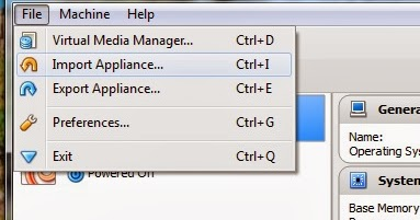 oracle developer machine
