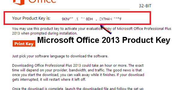 keygen for microsoft office 2013