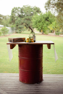 1 Bree &amp; Brendans Rustic Wedding