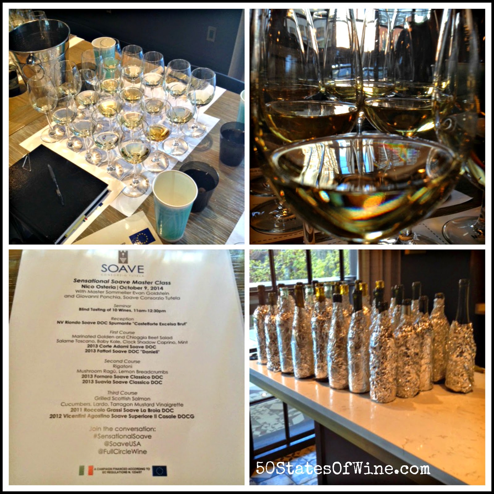 Sensational Soave Master Class - Chicago