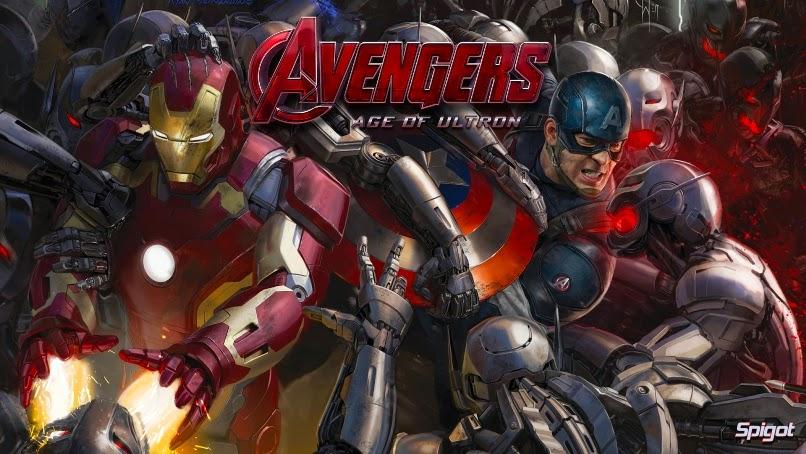 Trailer Avengers: La era de Ultron.