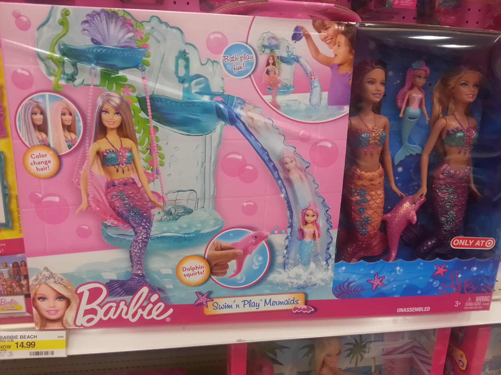 Target Deals Barbie Thomas Friends Toys
