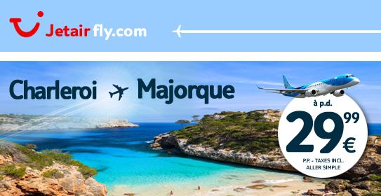 Jetair Majorque