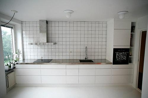 Kok Utan overskap Glas : kok utan overskop glas  Nordisk interior inspirasjon February
