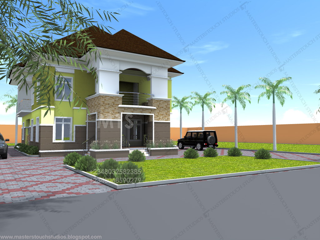 Mrs udeeme 5 bedroom duplex for 5 bedroom duplex